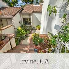 Rental info for Irvine, 4 Bed, 2.50 Bath For Rent in the Irvine area