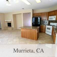 Rental info for Don't Miss Out On This Great 4 Bedroom Home For... in the Murrieta area