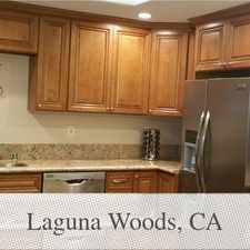 Rental info for Beautifully Furnished LONG TERM Or SHORT TERM L... in the Irvine area