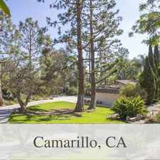 Rental info for This House Is A Must See! in the Camarillo area