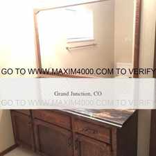 Rental info for Large 4 Bedroom Home. in the Grand Junction area