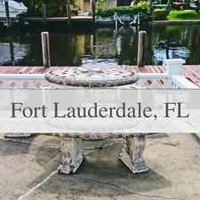 Rental info for 3 Bed, 2 Bath, Safe Neighborhood in the Fort Lauderdale area