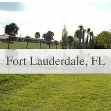 Rental info for Spectacular Opportunity To Rent A Townhome At C... in the Sunrise area