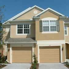 Rental info for Beautiful 3 Bedroom / 2. 5 Bathroom Townhome In... in the Orlando area