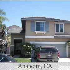 Rental info for 4 Bedrooms Apartment - Large & Bright. Park... in the Anaheim area