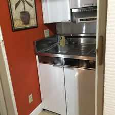 Rental info for 411 Sq. Ft. - Condo - 1 Bedroom - In A Great Area.