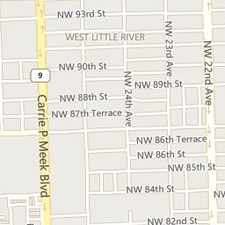 Rental info for Apartment For Rent In Miami. in the West Little River area