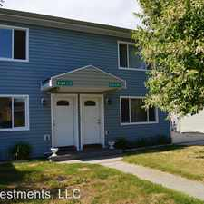 Rental info for 1400 Lathrop st. in the Fairbanks area
