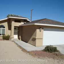 Rental info for 74012 Casita Drive
