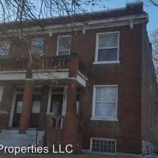 Rental info for 5511 A in the St. Louis area