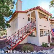 Rental info for 849 Rock Springs Drive #202 in the Las Vegas area