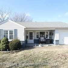 Rental info for 1447 S Thelma Ave in the Springfield area