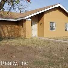 Rental info for 6501 Wilson Rd. in the Bakersfield area