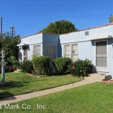 Rental info for 2346 - 20th Street #B in the Los Angeles area