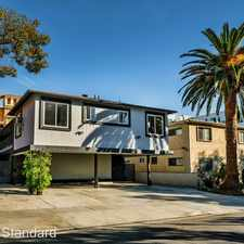 Rental info for 1132 N Formosa Ave in the Los Angeles area