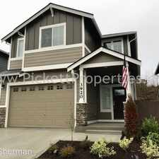 Rental info for 3920 Maritime Dr. SW