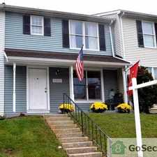 Rental info for MUST HAVE 3 BEDROOM VOUCHER IN HAND. Renovated! Brand new carpet, paint. First level has half bath. Upper level has 3 bedrooms sharing a full bath.