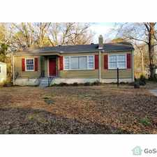 Rental info for 3 Bedroom, 1 bath home with hardwood floors throughout the house. Large den and dining room. Central heat and washer/dryer hookups. in the Birmingham area