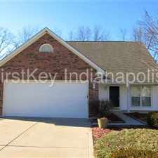 Rental info for 5750 Outer Bank Road Indianapolis IN 46239 in the Indianapolis area