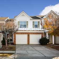Rental info for Reavencrest 3BD/2.5BA Townhome in Perfect Location! in the Charlotte area