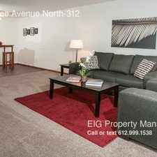 Rental info for 8300 Zane Avenue North-312 in the 55443 area