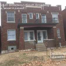 Rental info for 5023 South Broadway in the St. Louis area