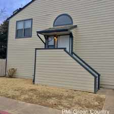 Rental info for 6028 S. 90th East Pl. in the Tulsa area