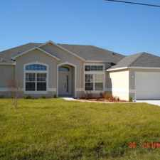 Rental info for Palm Coast RENTALS