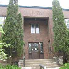 Rental info for 1004 Grand Ave in the St. Paul area