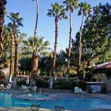 Rental info for Tastefully Decorated One Bedroom Condo at Palm Springs Villas II