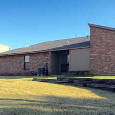 Rental info for 2806 NW 46th Street in the Lawton area