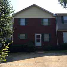 Rental info for 5609 Woodgate Circle in the Anniston area