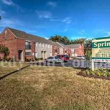 Rental info for 2780 Beverly Hills Road in the Memphis area