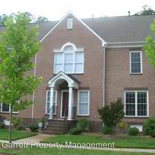 Rental info for 251 Herman Melville Ave in the Newport News area
