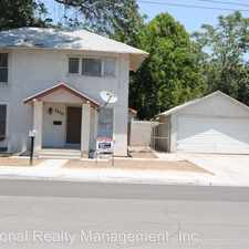 Rental info for 2110 BANK ST. in the Bakersfield area