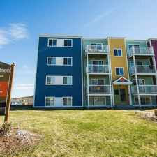 Rental info for Pleasantville Apartments in the St. John's area