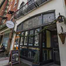 Rental info for 1602 Spruce Street in the Rittenhouse Square area