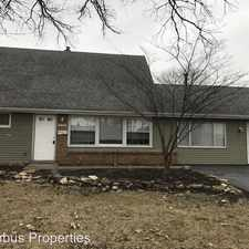 Rental info for 2906 Woodgrove Drive in the Columbus area