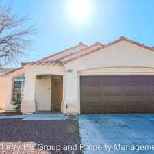 Rental info for 4914 Via Luis Court in the North Las Vegas area