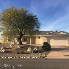 Rental info for 3035 Whirlwind Lane in the Lake Havasu City area