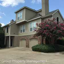 Rental info for 14400 Montfort Dr #1102 in the Dallas area