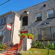 Rental info for 416 S. Grand View St. in the Los Angeles area