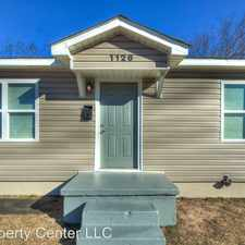 Rental info for 1126 Florence Dr
