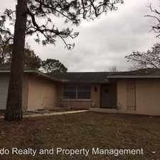Rental info for 6560 Lawyer Ct in the Pine Hills area