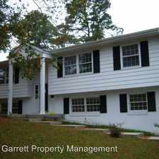 Rental info for 207 Old Wormley Creek Rd