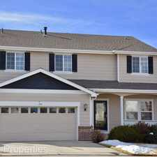 Rental info for 234 Mcafee Cir in the Erie area