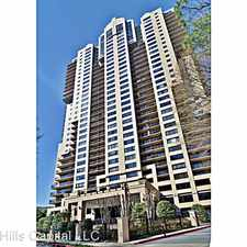 Rental info for 3481 Lakeside Drive NE Unit 2107 in the Buckhead Heights area