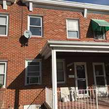 Rental info for 2029 Griffis Ave in the Baltimore area