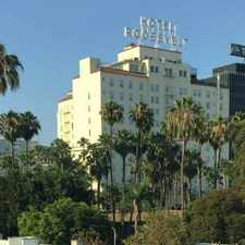 Rental info for $3990 1 bedroom Apartment in Metro Los Angeles Hollywood in the Los Angeles area