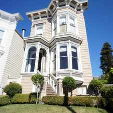 Rental info for 1942 Sutter Street in the San Francisco area
